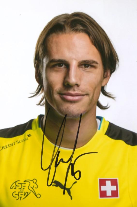 Switzerland Poldi S Autographs Part 2